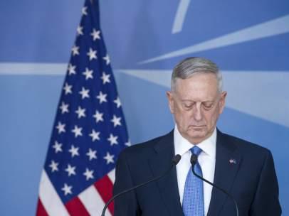 James Mattis, secretario de Defensa de Estados Unidos.
