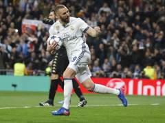 Gol de Benzema