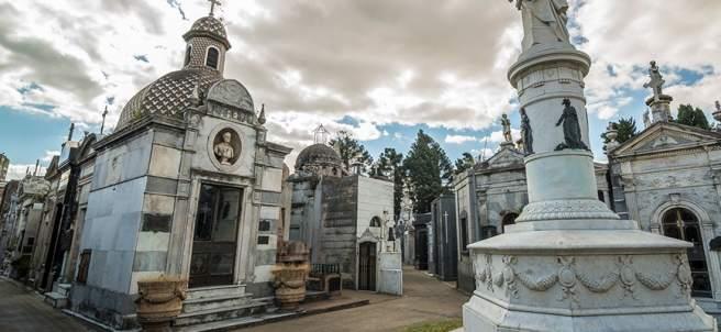 El Cementerio Recoleta de Buenos Aires