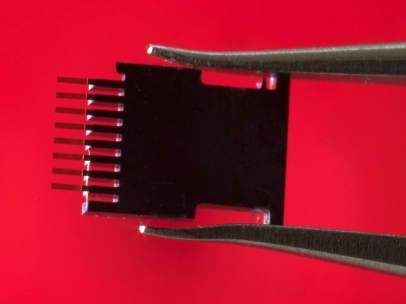 Biosensor para el VIH