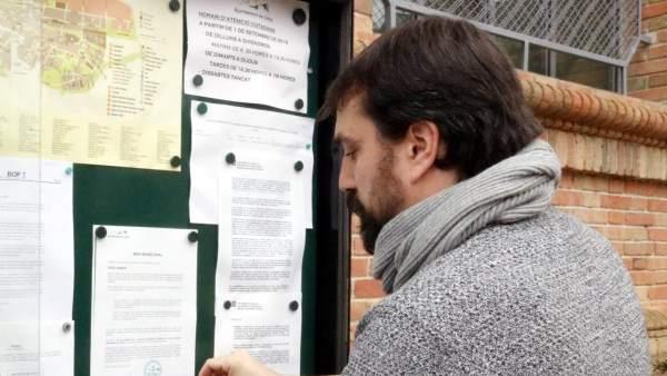 Alcalde de Celrà, Dani Cornellà.