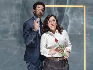 Estreno de la ópera 'disPLACE' en Teatros del Canal.