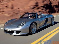 Así era el Porsche Carrera GT en el que falleció Paul Walker