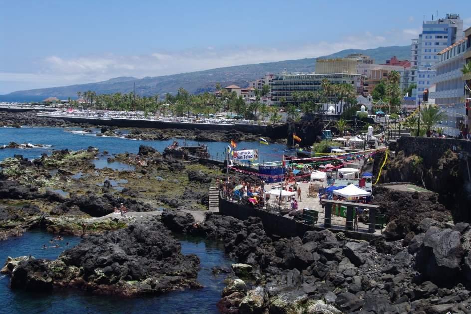 Puerto de la cruz tenerife cierra su mejor a o tur stico - Coches de alquiler en puerto de la cruz tenerife ...