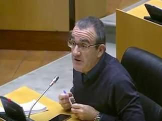 Yllanes interviene en una comisión en el Congreso