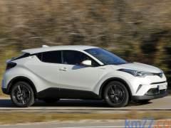 Toyota C-HR, a medio camino entre todoterreno y turismo