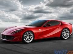 Ferrari 812 Superfast: el homenaje a los 70 años del 'cavallino rampante'
