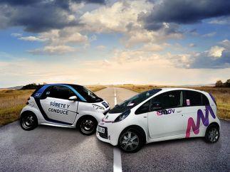 Car2Go vs. emov