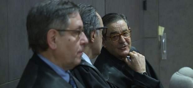 Ultima sesión del juicio contra Fernández, Cabieces y Alcorta