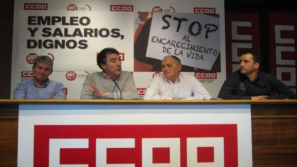Hernández Y Temprano En Rueda De Prensa