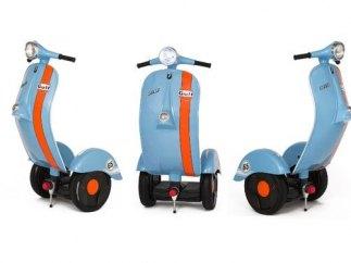 Z-Scooter 3, presentado en el Salón del Automóvil