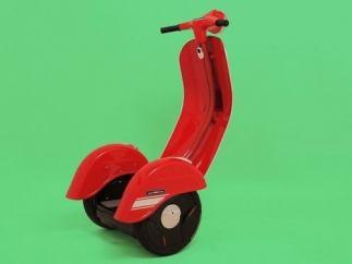 Primer prototipo del Z-Scooter