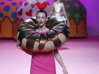 Un 'donuts' de pasarela