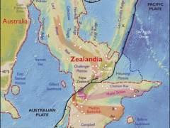 Zelandia abre interrogantes sobre la división del continente Gondwana