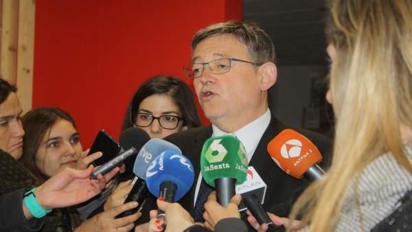 """Puig veu """"evident responsabilitat política"""" i diu el Consell intentarà recuperar els diners dels valencians"""