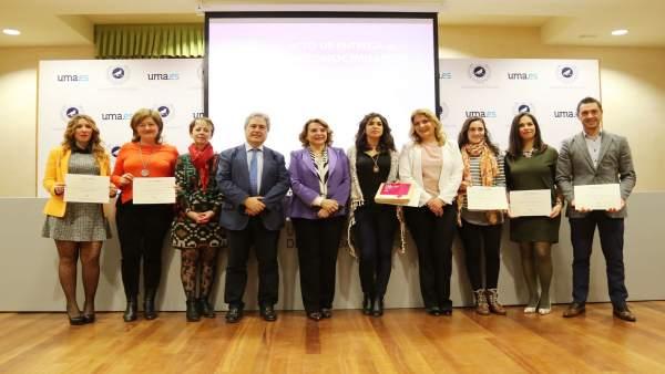 Reconomientos VII congreso estudio violencia de género