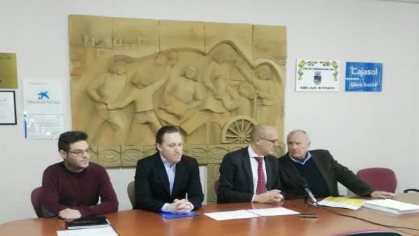 Fundación García Fajer firma un acuerdo con Aprona
