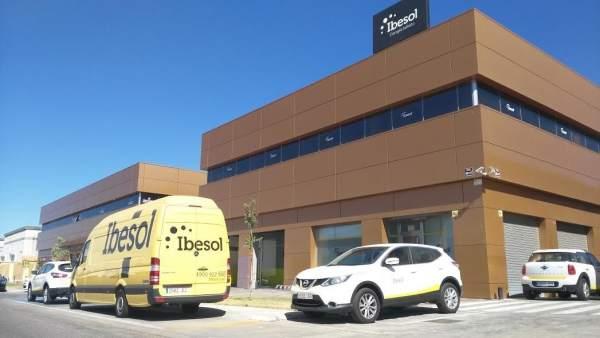 Sede de Ibesol Energía en Córdoba