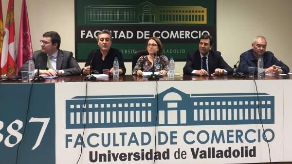 Seminario sobre Políticas Activas en la Cátedra de Sindicalismo de la UVA