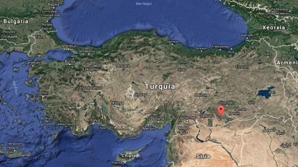 Viransehir, Turquía