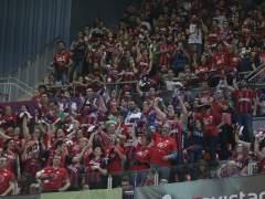 Multa de 3.000 euros a aficionados del Baskonia por agredir a otros del Madrid