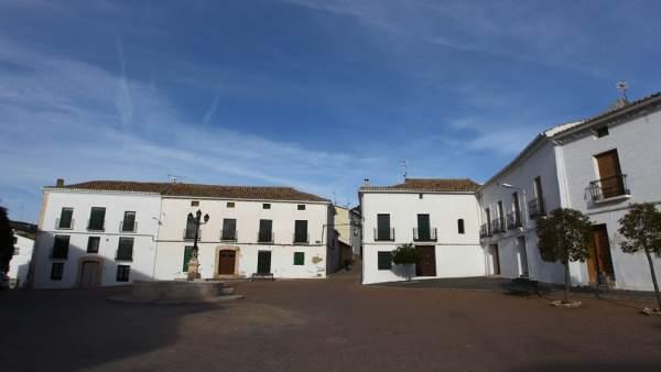 Plaza de Torrejoncillo