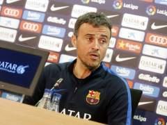 Luis Enrique admite que el Barça tiene 'Messidependencia'