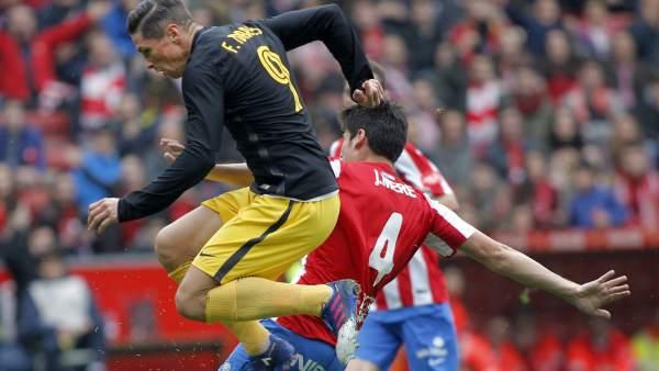 Sporting-Atlético