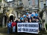 Protesta contra ENCE