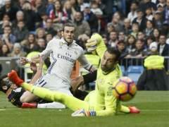 Bale reaparece tras su lesión para sentenciar la victoria del Real Madrid