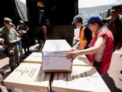 Los ecuatorianos acuden a las urnas