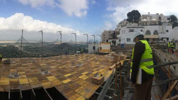 El Mirador de Mojácar estará listo para la temporada alta de turistas.