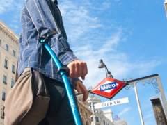 Las muletas más ligeras del mundo: españolas, pesan como un móvil y evitan la tendinitis
