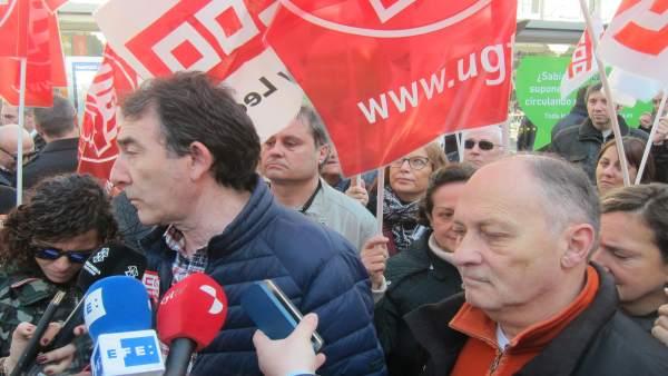 Secretarios Regionales De Los Sindicatos.