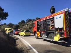 Ocho fallecidos en las carreteras españolas durante el fin de semana