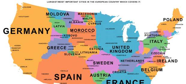 52 estados de estados unidos