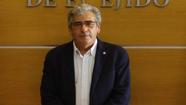 El concejal en El Ejido (Almería) Francisco Javier Rodríguez García