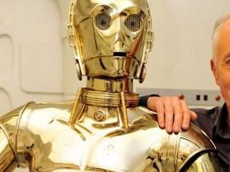Anthony Daniels / C3PO en 'Star Wars'