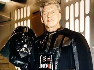David Prowse / Darth Vader en 'Star Wars'
