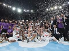 El Real Madrid, campeón de la Copa del Rey tras vencer a Valencia