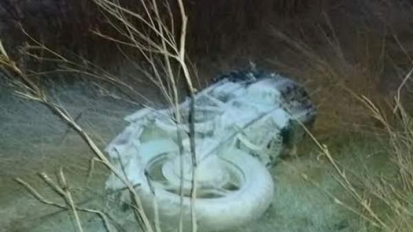 Muere un motorista en un accidente de tráfico en la N-122 en Bulbuente.