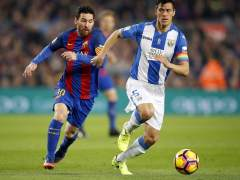 Un penalti en el 90 salva al Barça de un empate ante el Leganés