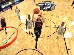 Marc Gasol roza el triple-doble en el triunfo del Oeste en el All Star