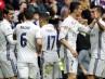 Nube blanca y pitos al Barça
