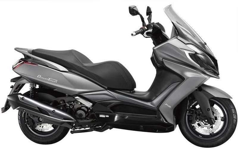 3. Kymco Superdink 125i . Con 5.013 unidades vendidas, la Kymco Superdink 125i se ha convertido en la tercera moto más vendida del año 2016. Está en venta por 3.350 euros y tiene 124.6 cc de cilindrada.