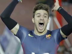 """Óscar Husillos: """"Es el momento de que los atletas jóvenes demos un paso adelante"""""""
