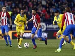 Koke en el Atlético de Madrid - Las Palmas