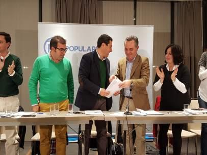 Comité Ejecutivo del PP de Sevilla
