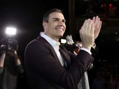Sánchez propone un PSOE a la izquierda con dos adversarios: el PP y el neoliberalismo