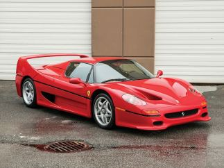Ferrari F50 de 1995
